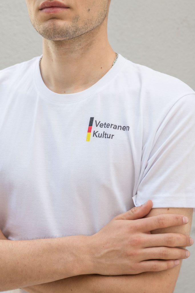 Veteranen Kultur T-Shirt-web
