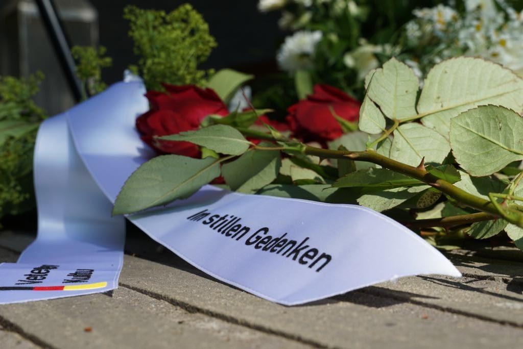 """Foto: Stefanie Küsters von """"Gemeinsam zur Erinnerung"""""""