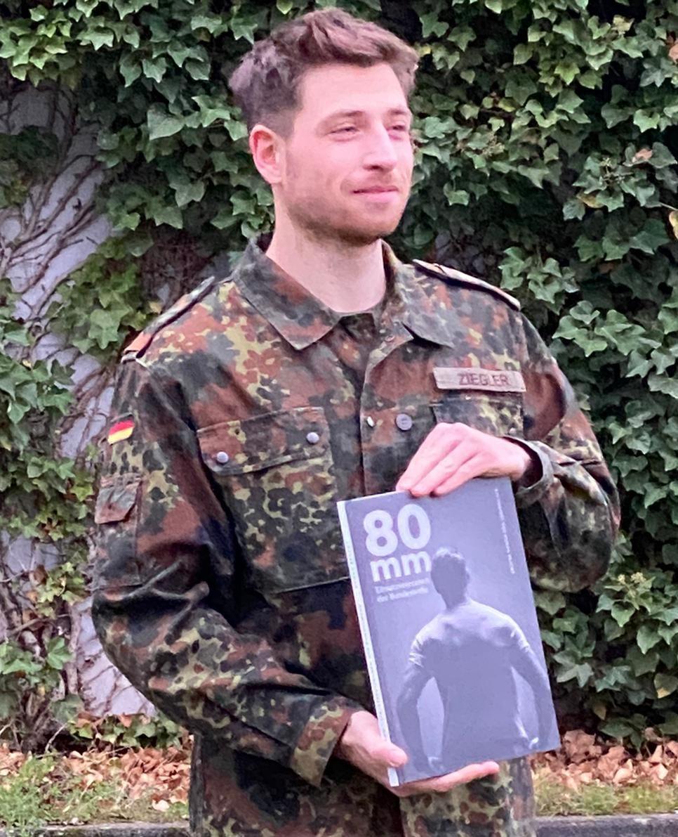 """Dominik Flade alias Yannik Ziegler """"Alles was zählt"""""""
