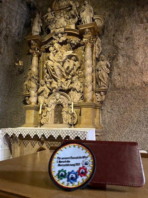 MDW – in der Klosterkirche